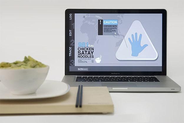 RFID Tags Embedded In Food