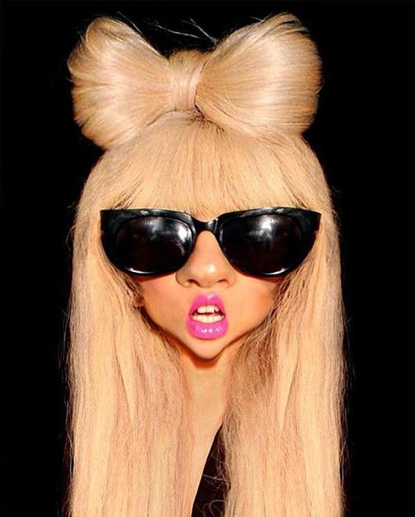 Lady Gaga Caricature Rodney Pike