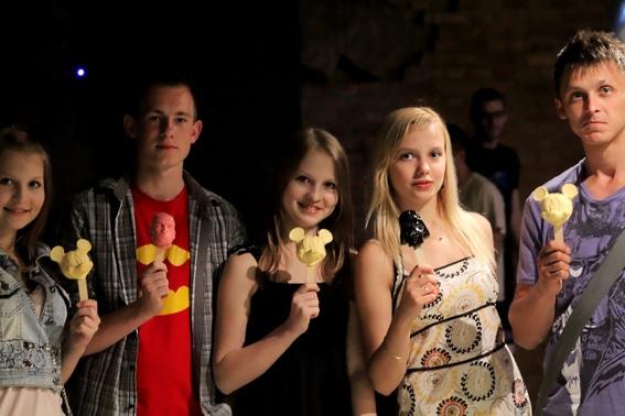 Pop Culture Ice Cream Concepts