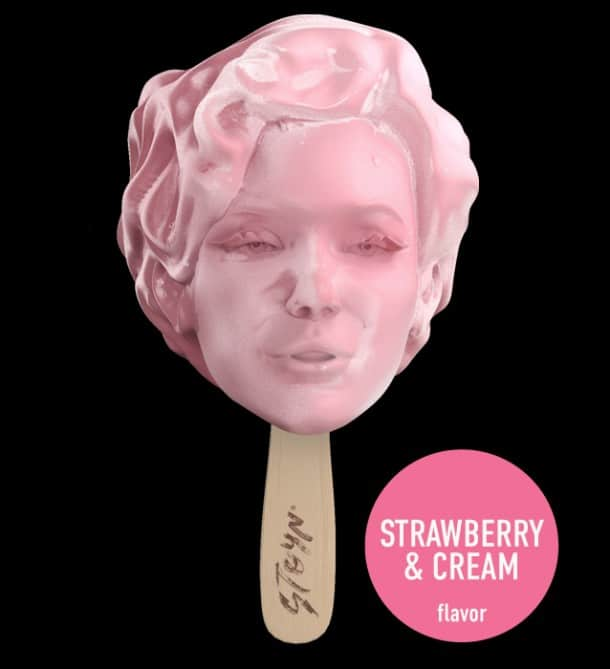 Pop Culture Ice Cream Concepts