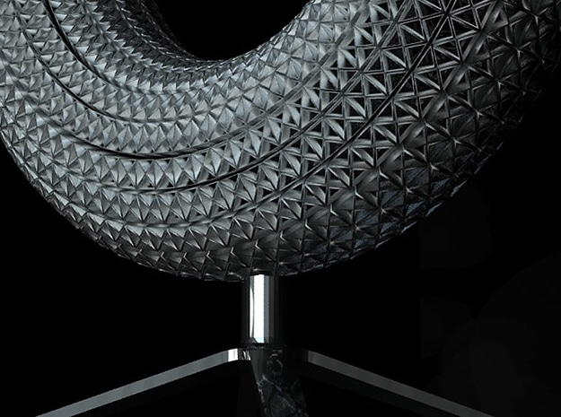 Tetrabox Lamp Fixture Design