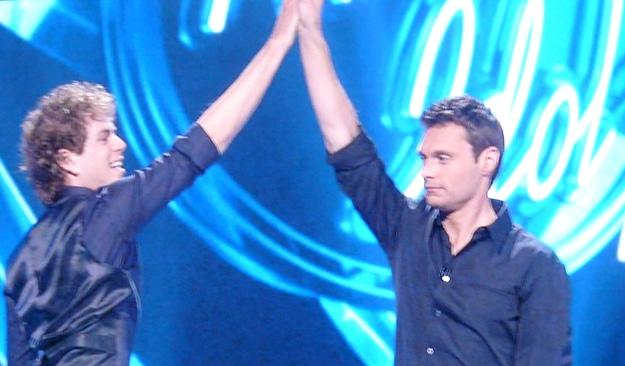 American Idol High Five