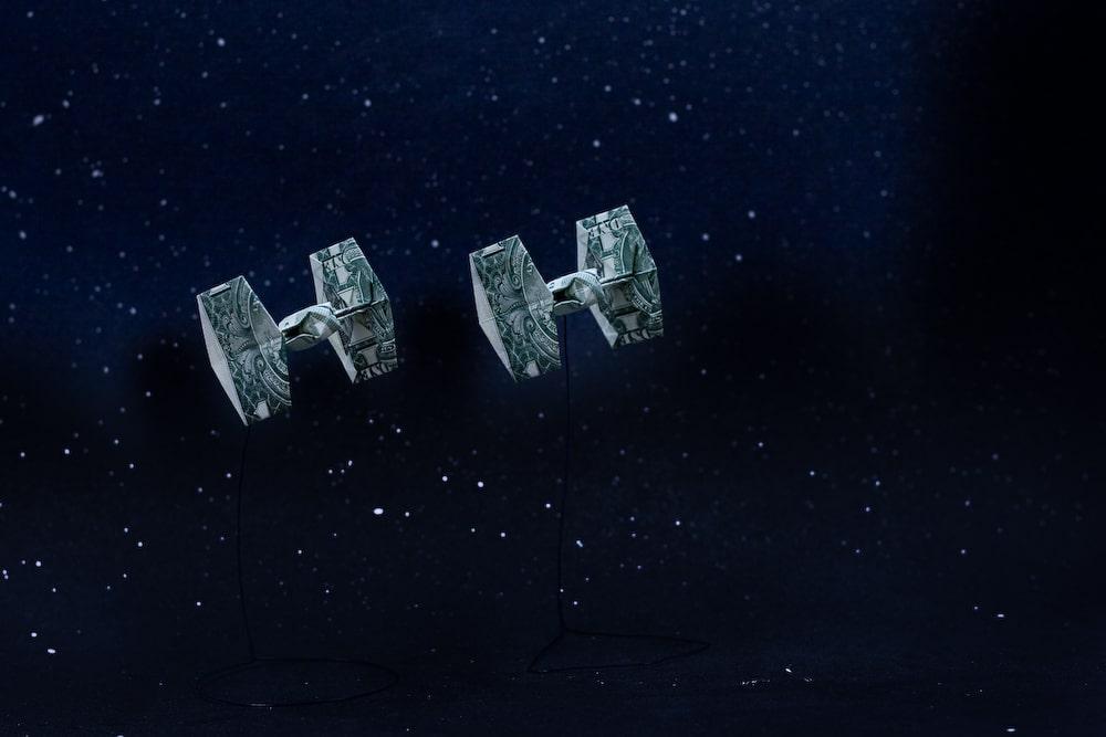 Star Wars Star Trek Origami
