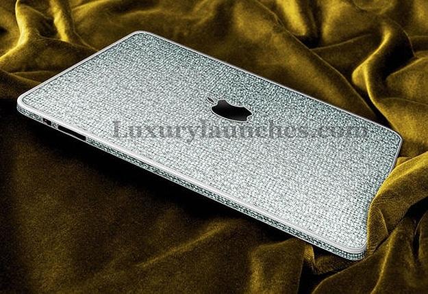 Luxury Diamond Encrusted iPad