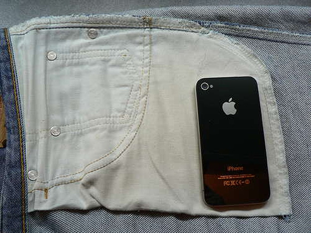 Solution For iPhone Pocket