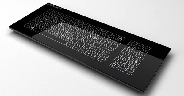 ABC Touch Featured Keyboard Concept