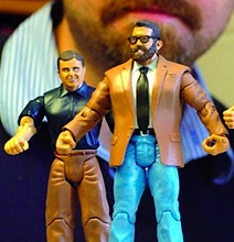 Action Figures: Customized To Look Like Close Friends
