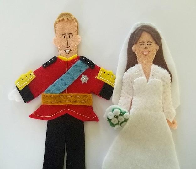 Handmade Felt Etsy Puppets