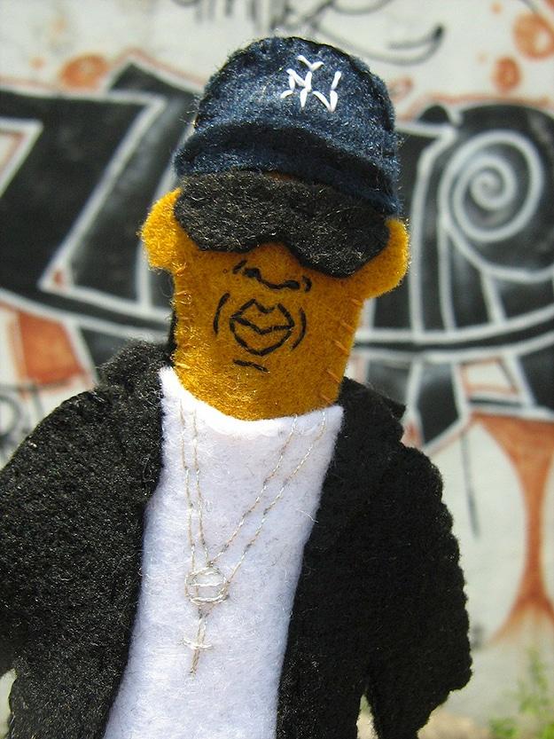 Handmade Art Etsy Puppet