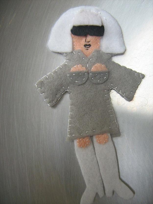 Handmade Etsy Art Puppet