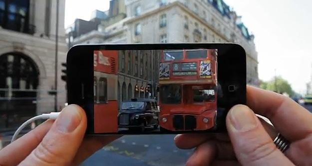 iPhone App Plays Location Movies