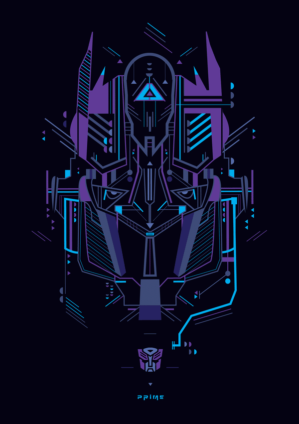 Awesome Transformers 3 Movie Posters