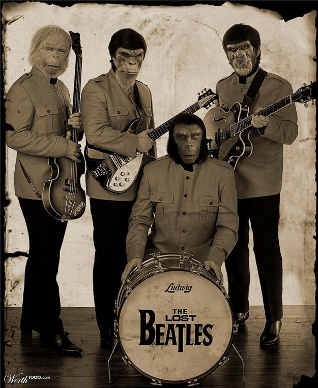 John Lennon Paul McCartney Beatles