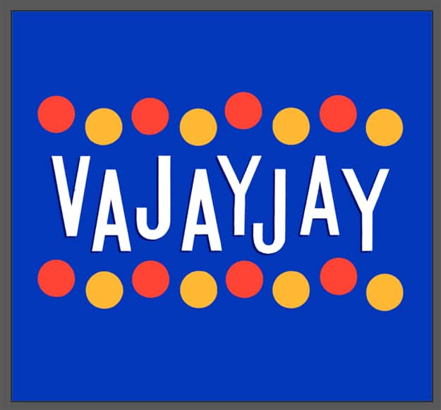 The Word VaJayJay Drawn