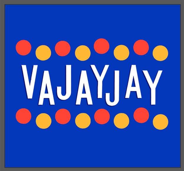 The Word VaJayJay Drawn