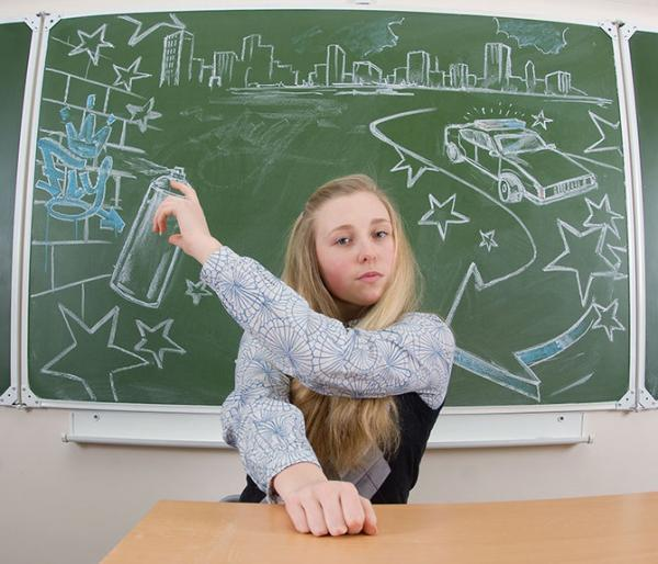 Blackboard Yearbook: A New Breed Of School Photography