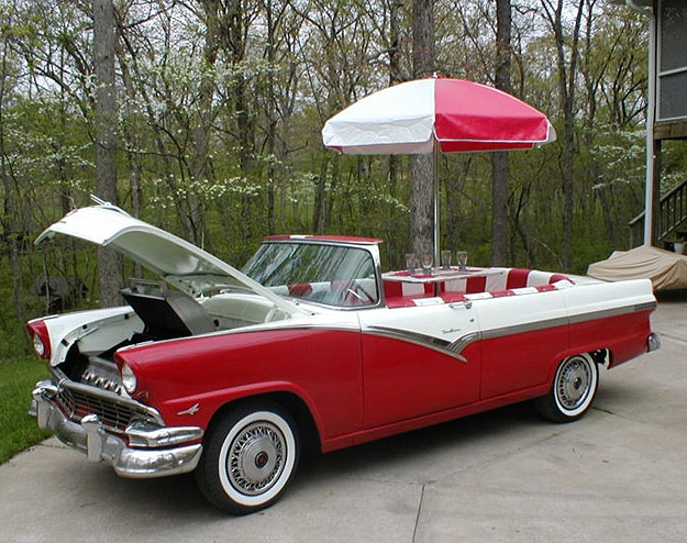 Carbeque: The Tricked Out Car Transformed Into A BBQ