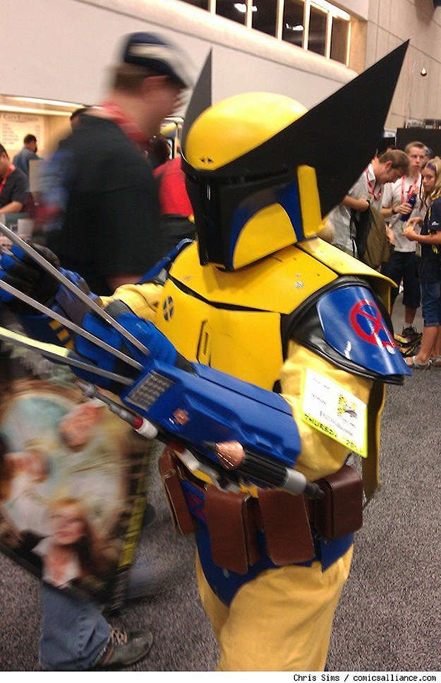The Best Cosplay From Comic-Con 2011