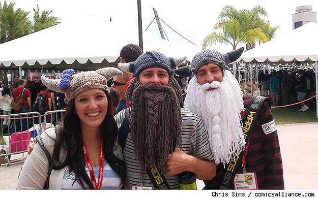 Beard and Mustache Costumes