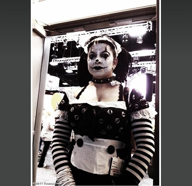 Comic Con Circa 1988