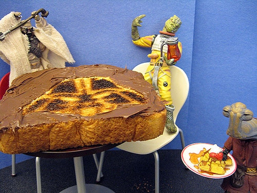 Star Wars Party Foods
