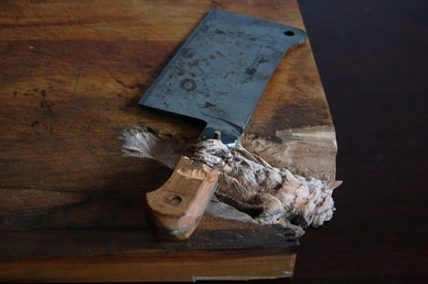 Eerie Wooden Sculpture Art Pieces
