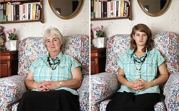 Portraits With Visual Trickery