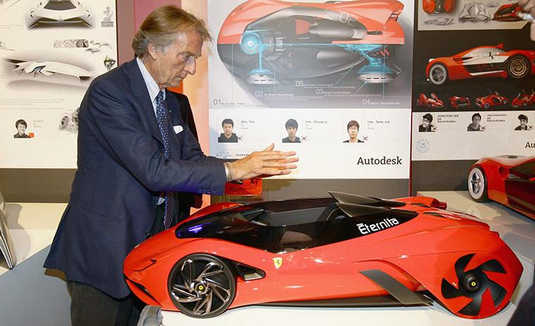 Ferrari Of Tomorrow Concept Idea