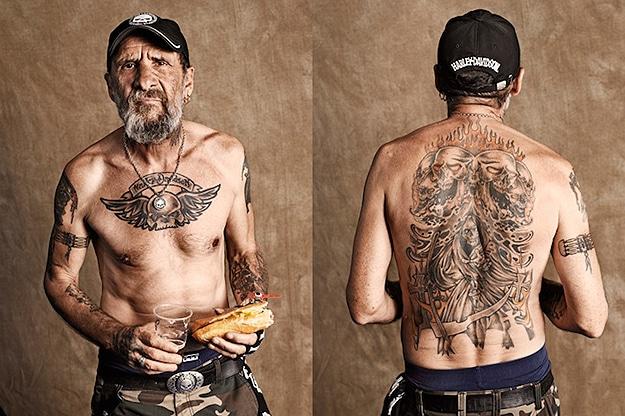 Sacha Goldberger Interesting Photography