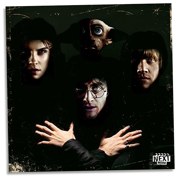 Classic Album Covers Harry Potter