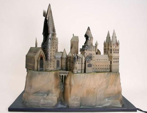 Charm City Cakes Harry Potter