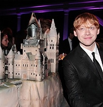 Potterheads: Huge Harry Potter Cake With Special Effects