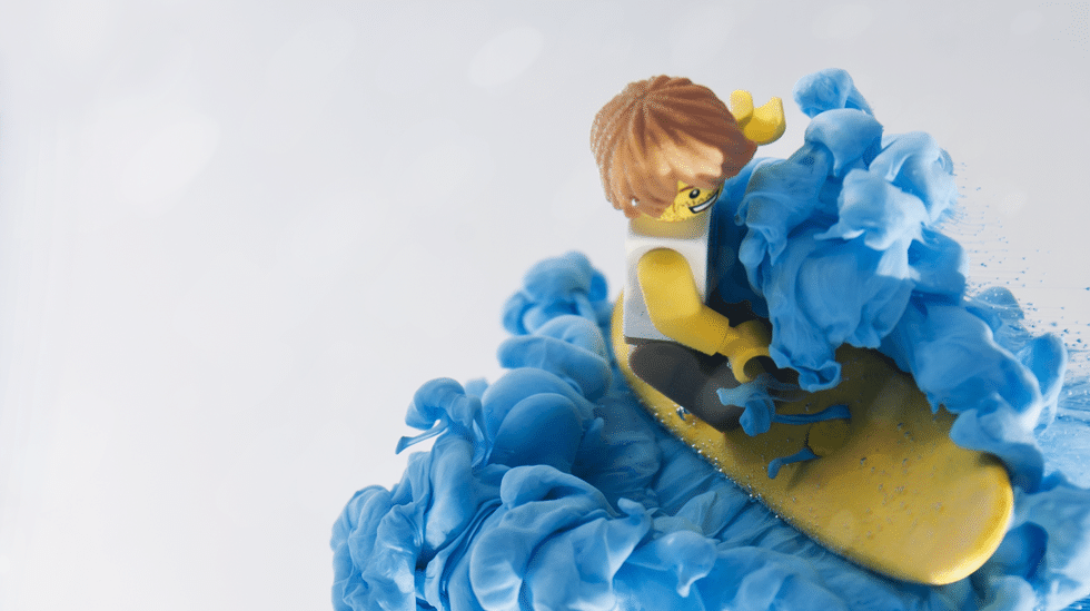Ink Riders Lego Figurines Photos