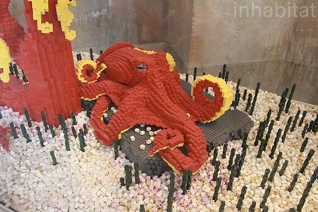 Wildlife Made With Lego