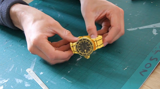 How To Make Papercraft Watch