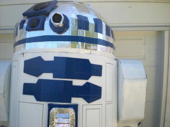 Massive Star Wars R2D2 Build