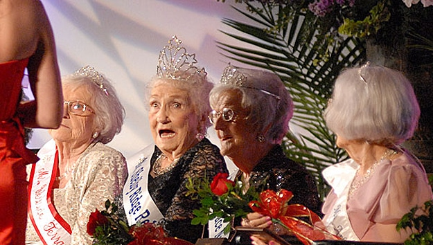 Old Lady Beauty Contest