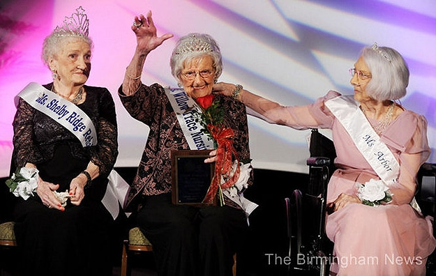 Old Lady Alabama Contest