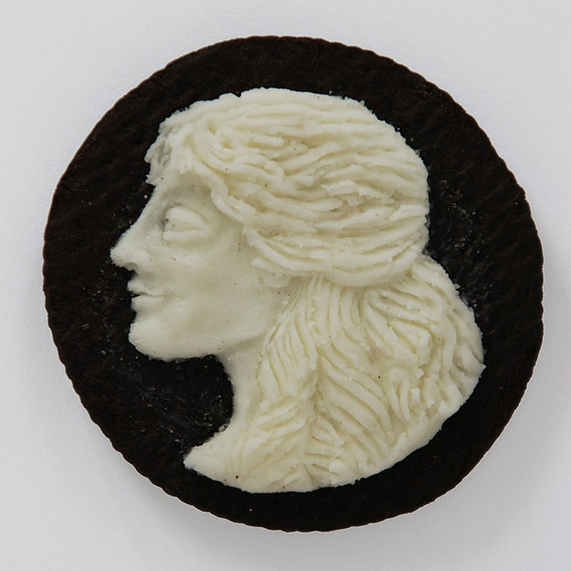 Oreo Cookie Portraits: Too Pretty To Eat (Nah, I'd Eat 'Em)