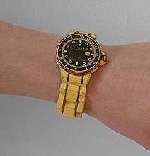 How To: Make Your Own Rolex Watch (Almost)