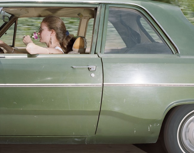 Photography: Intimate Drive-By Pictures Of People & Their Cars