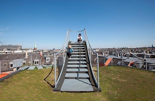 Creative Architecture Scariest Playground