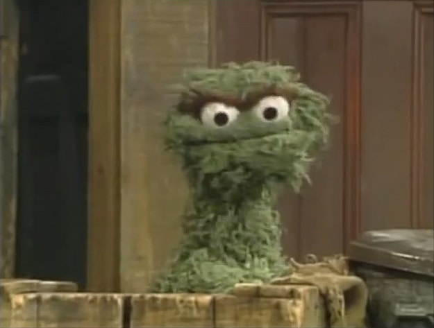 Oscar The Grouch Beastie Boys