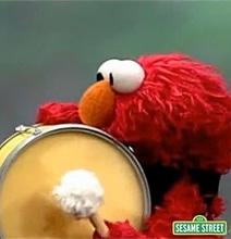 Sesame Street In Badass Beastie Boys Style