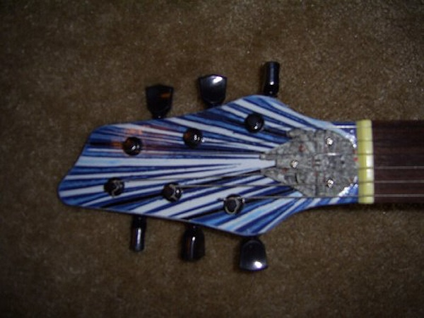 Millennium Falcon Electric Guitar