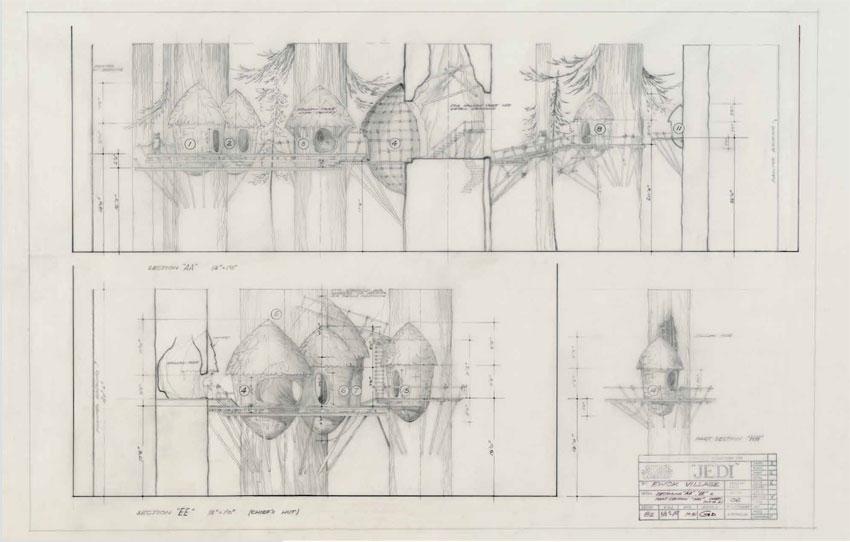 Star Wars Blueprints Massive Book