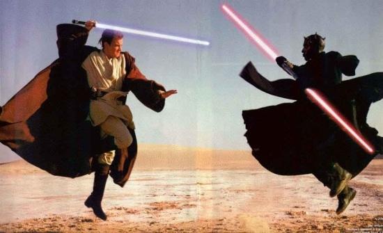 Star Wars Human Sountrack Video