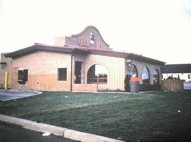 Retro Fast Food Restaurant