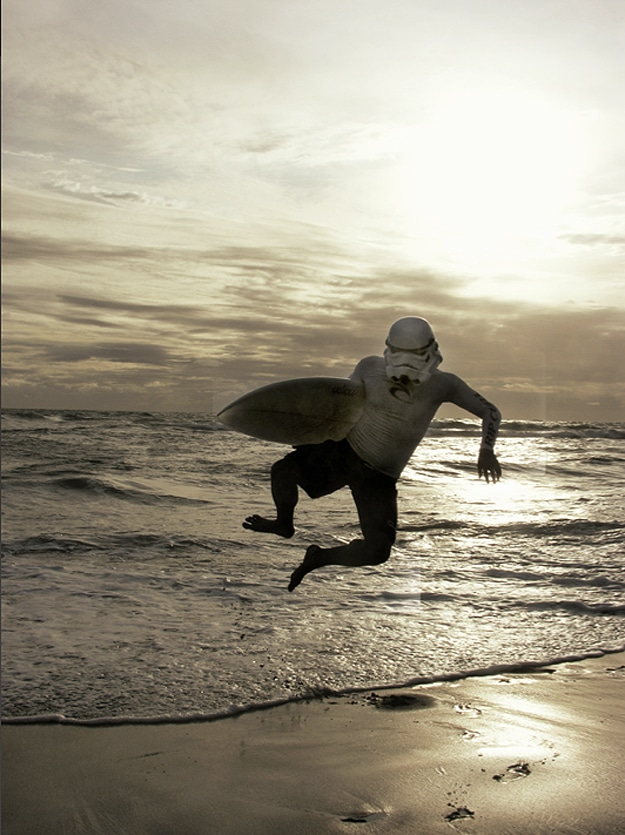 Surfing Trooper Trip Photos