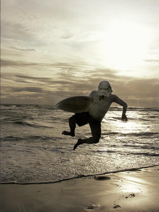 Surfing Trooper Trip Photos